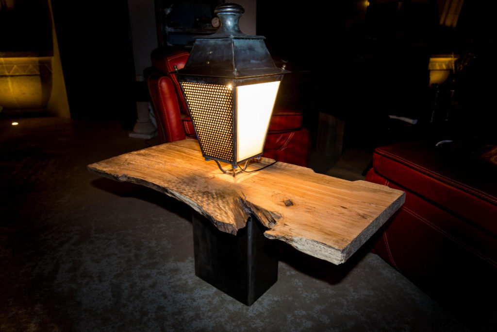 Table lampe